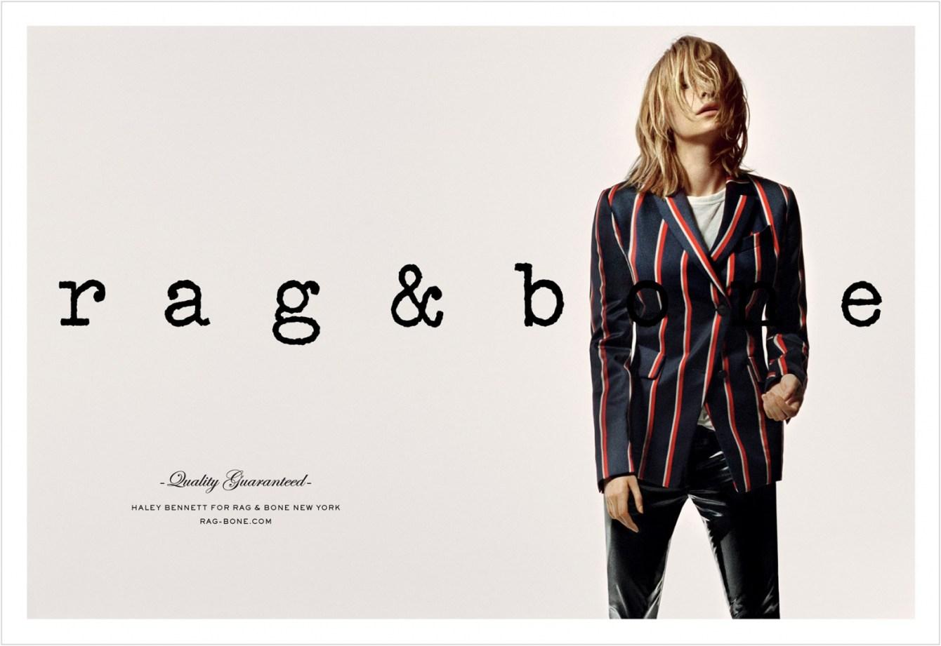 # 又一個跨國合作:美國知名設計師 Rag & Bone 將和 日本古著品牌 Bonum 聯手推出限定聯名系列 18