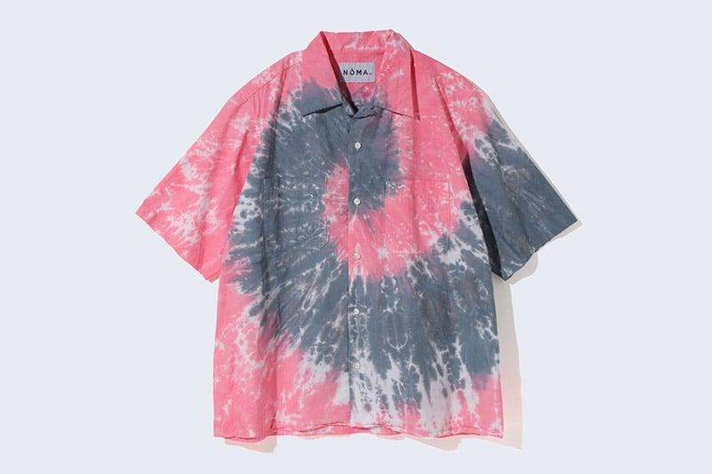 # 從運動品牌到奢侈時裝都在用:2020 春夏代表工藝 — 絞染 SHIBORI 10