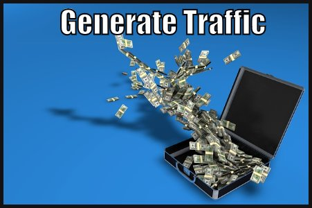 Work From Home marketing How To Generate Traffic Using Only Free Methods Work From Home  website traffic increase website traffic how to get traffic to your website how to get traffic to my website how to get traffic to my site get traffic to your website get traffic Generate Traffic   Image of marketing