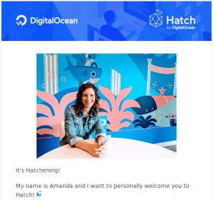 LDR accepted to DigitalOcean Hatch