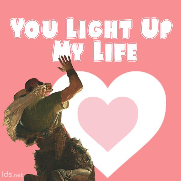 Brother of Jared, BOM, Valentines Meme