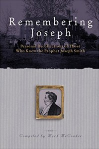 """Remembering Joseph."" Recommended books by LDS Answers"