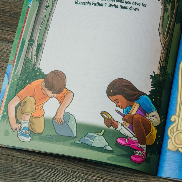 General Conference Workbook for Kids