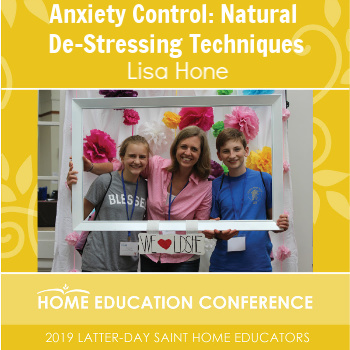 Anxiety Control: Natural De-Stressing Techniques