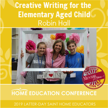 Creative Writing for the Elementary Aged Child
