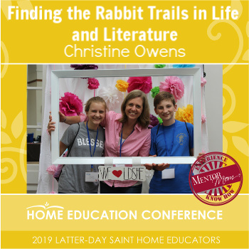 Finding the Rabbit Trails in Life and Literature