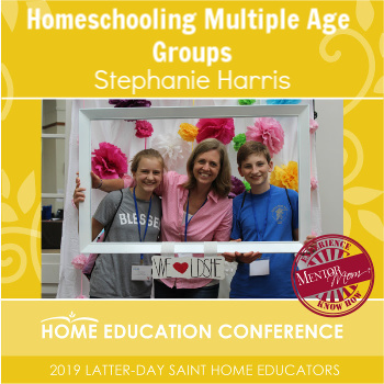 Homeschooling Multiple Age Groups