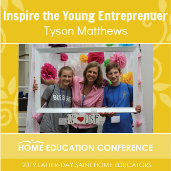 Inspire the Young Entreprenuer