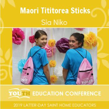 Maori Tititorea Sticks
