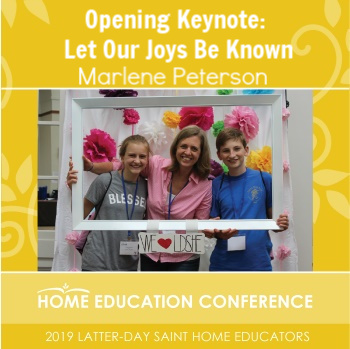 Opening Keynote: Let Our Joys Be Known