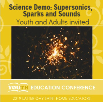 Science Demonstration: Supersonic, Sparks and Sound