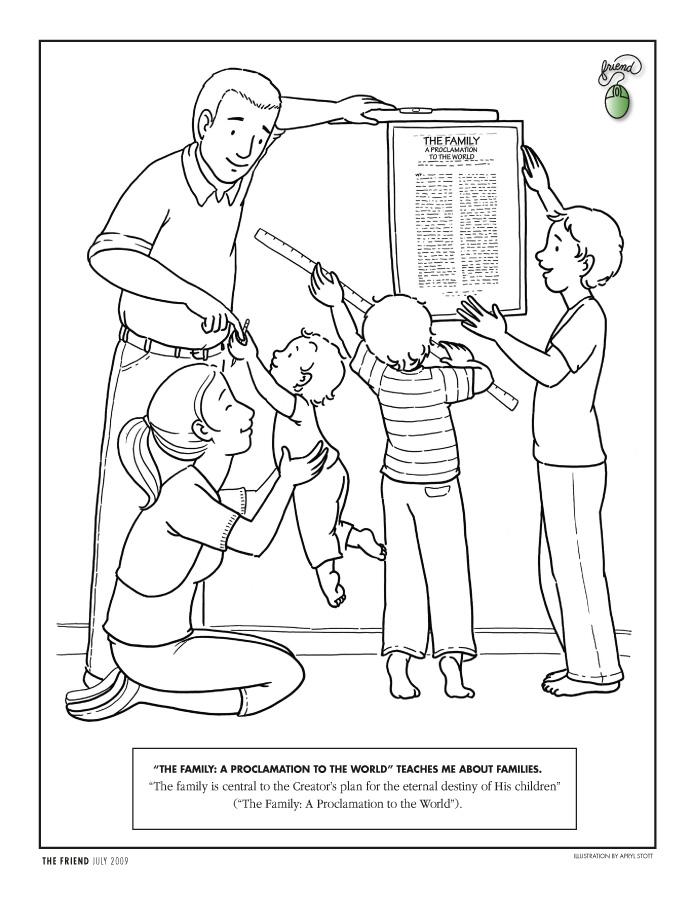 family lesson ideas