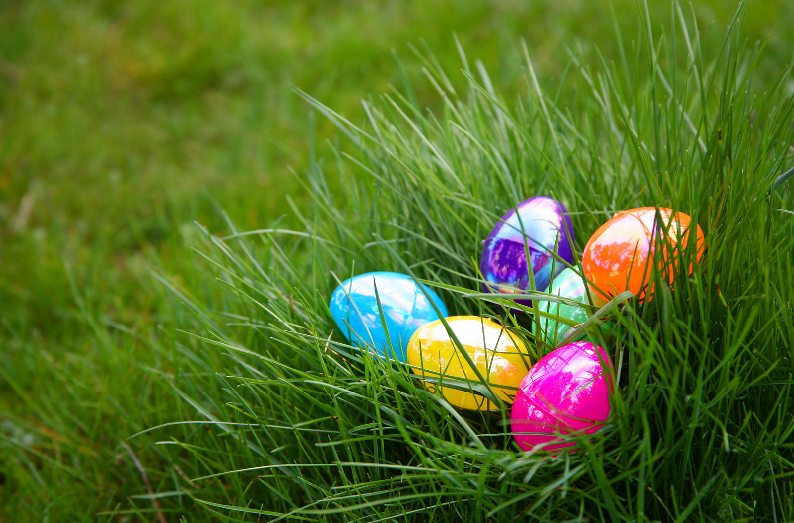 Hiding My Own Easter Eggs