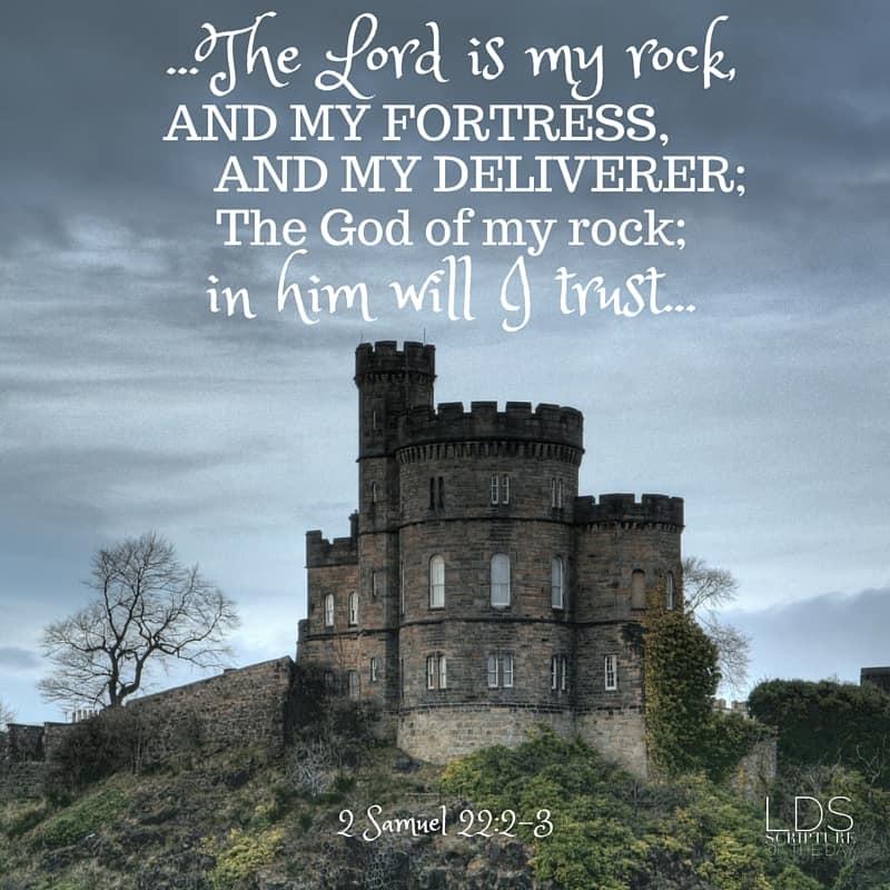 2 Samuel 22:2-3