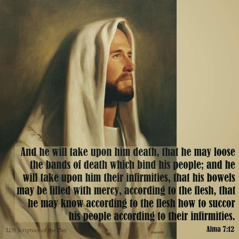 Alma 7:12