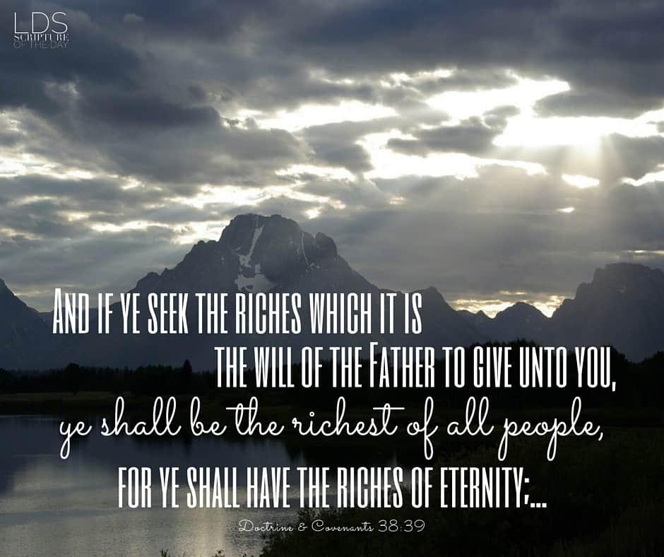Doctrine & Covenants 38:39