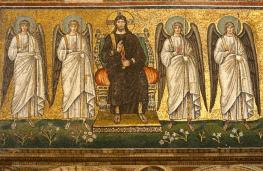 Basilica of Saint Apollinare Nuovo Ravenna, Itally