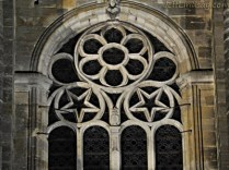 Windows on Notre Dame