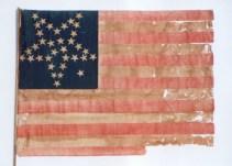 An Early U.S. Flag