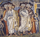 Lot and Abraham, Rome
