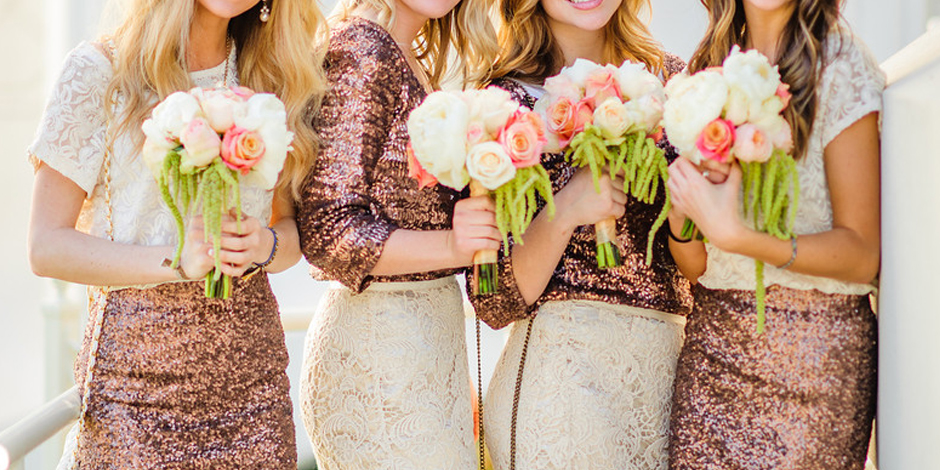 10 Tips for Picking Bridesmaids Dresses