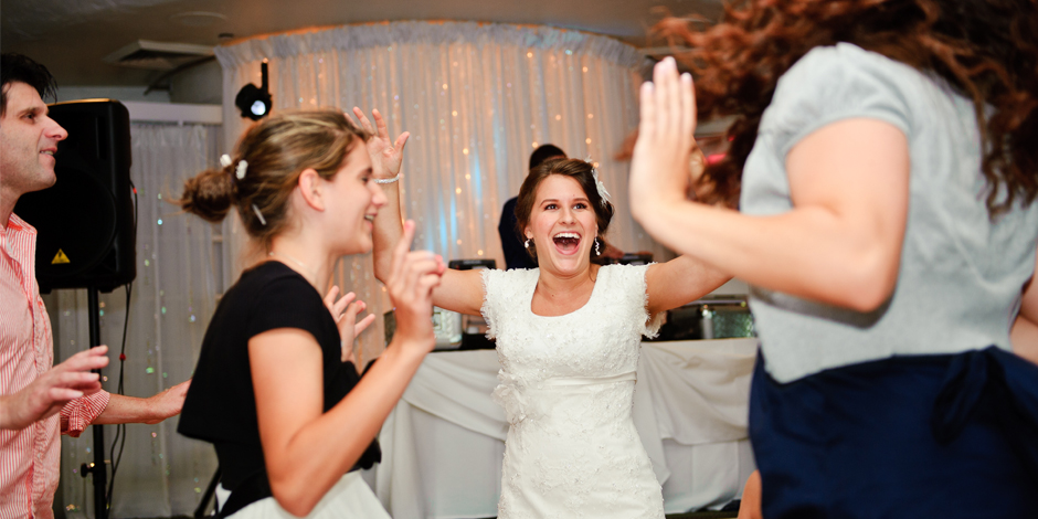 10 Ways to Have Fun on Your Wedding Day
