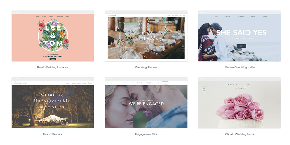 7 free wedding website builders perfect for wedding planning