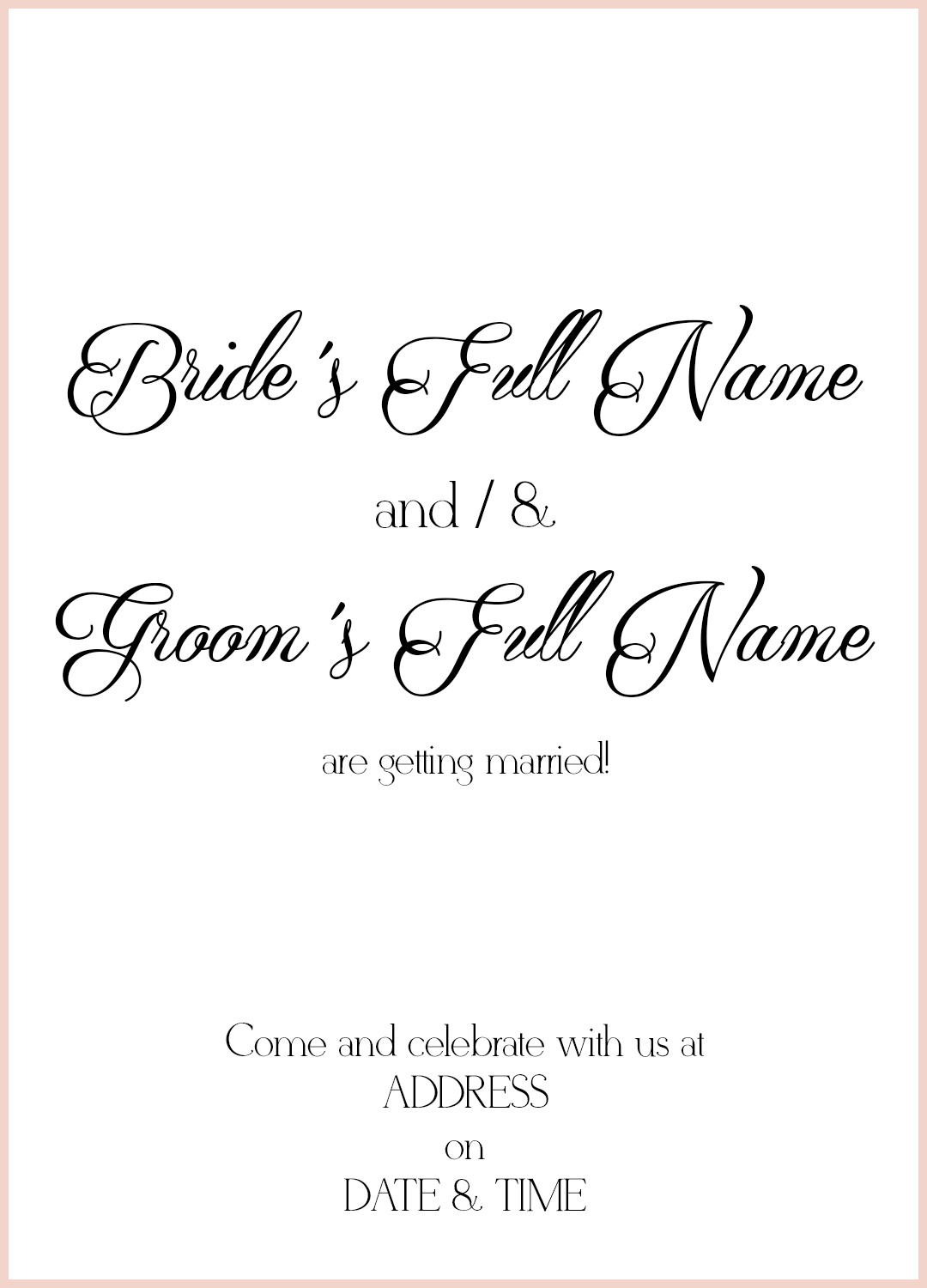 Lds Wedding Invitation Wording Images Invitation Templates Free
