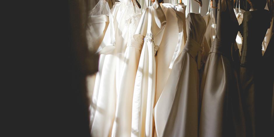 Modest Wedding Dresses & Suits