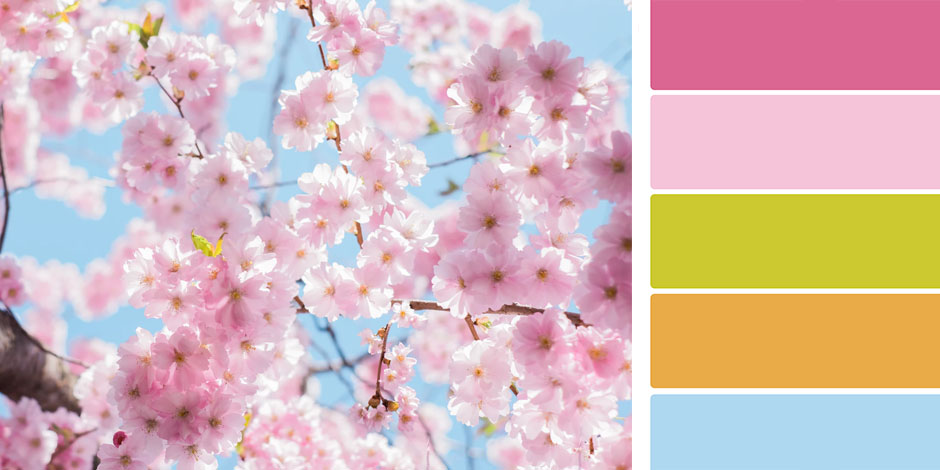 25 Spring Wedding Colors Any Bride & Groom Will Love