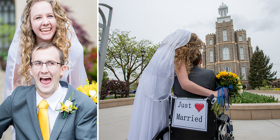 A Sunshine Wedding After a Horrible Accident | Savannah + Derrik