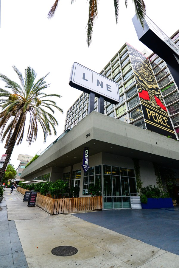 The Line Hotel, Los Angeles, California