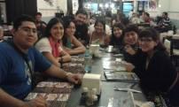 Alumnos DYGI en Valladolid