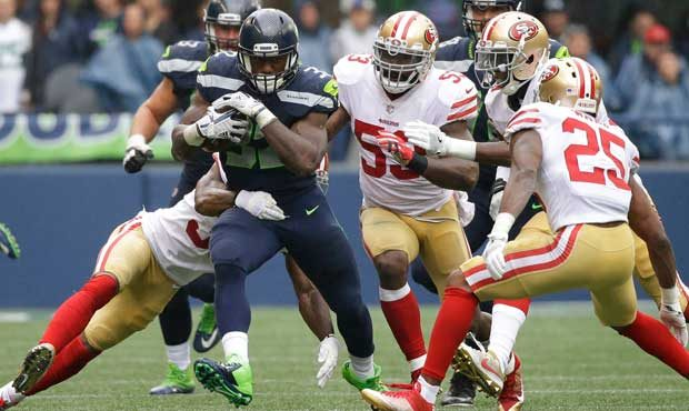 Image result for chris carson seahawks