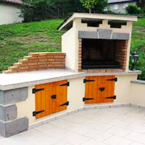 Plan De Travail Pour Barbecue Exterieur Gallery Of Ce