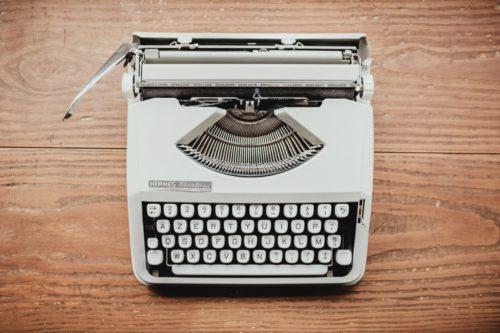 écrire un article de blog