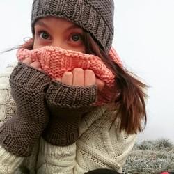 tricot débutants accessoires hiver