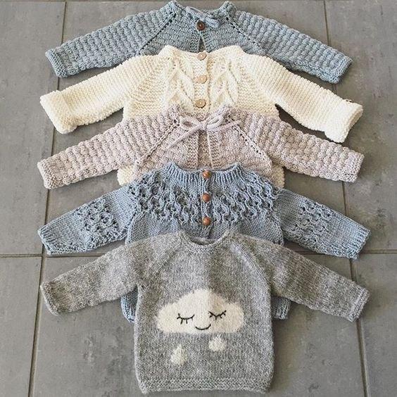 tricots enfant