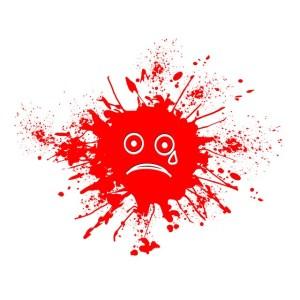 Hystérographie - choc et douleur - Le bonheur en éprouvette