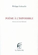 lekeuche poeme a l impossible