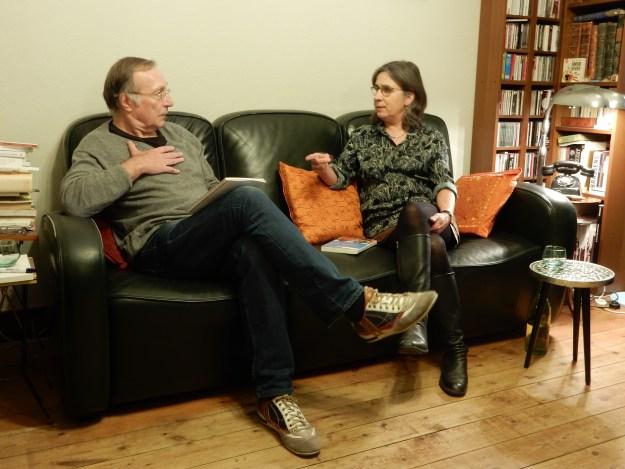 Jean-Claude Vantroyen et Ariane Le Fort