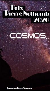 recueil cosmos des lauréats du prix pierre nothomb 2020