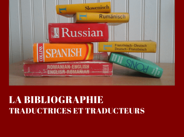 bibliographie  traduction