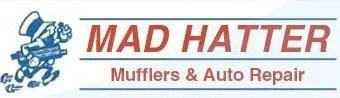 mad hatter mufflers auto repair