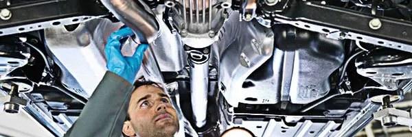 exhaust repair exhaust service