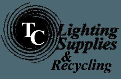 tc lighting supplies recycling roll