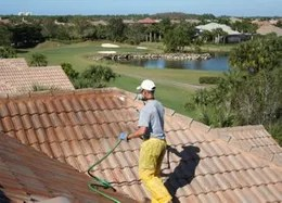 elliott s pressure cleaning roof