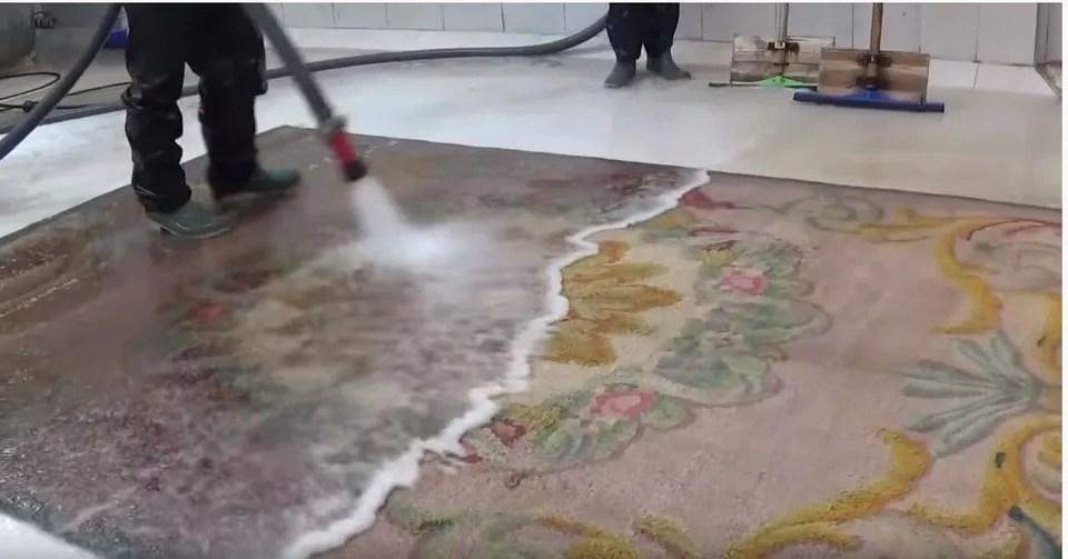 nettoyage tapis a paris galerie jabert