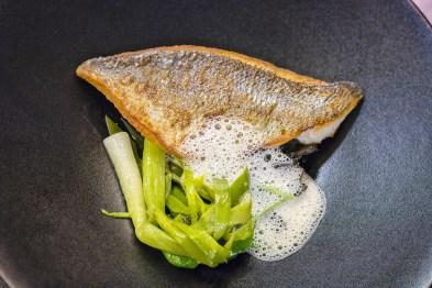 Assiette Gastronomique de l'invitation gastronomique au restaurant le Chalet à Ax les Thermes