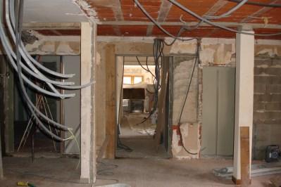 salle petit déjeuner et ascenseur 03-2006